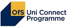 Office for Students (funder) Uni Connect logo